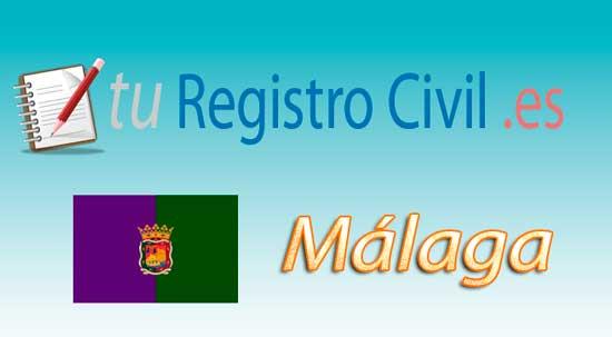 Información del Registro Civil de Málaga para pedir cita. Aquí tienes la dirección , horario y mapa para llegar al Registro Civil en la Ciudad de la Justicia