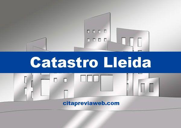 catastro Lleida