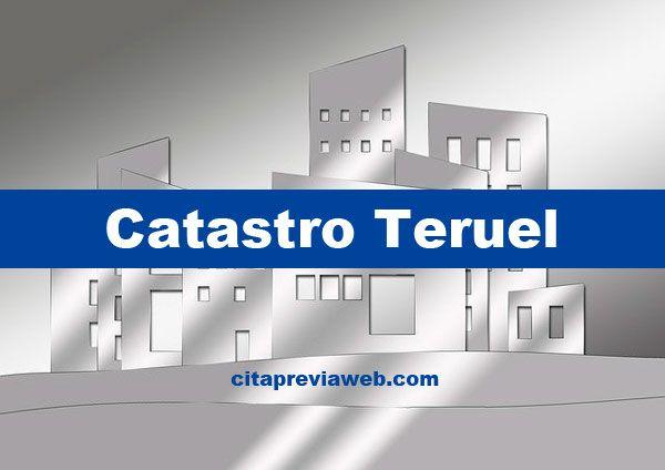 catastro Teruel