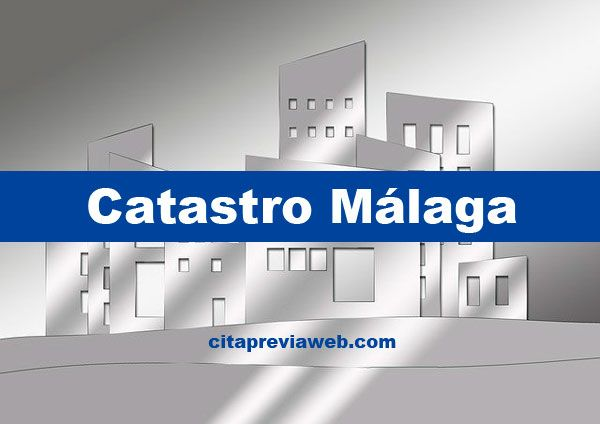Cita Catastro Málaga