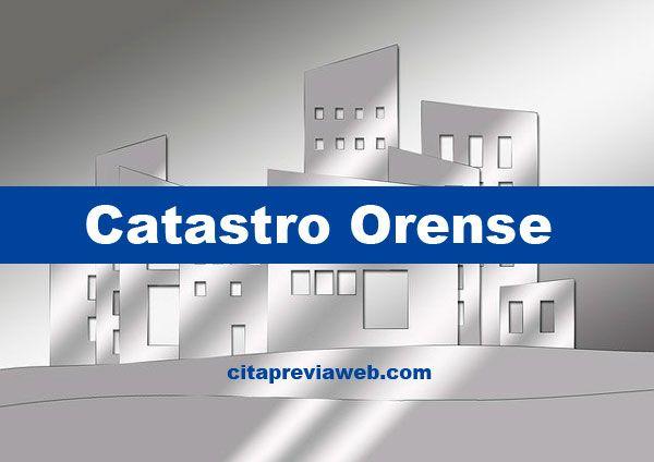 catastro Orense