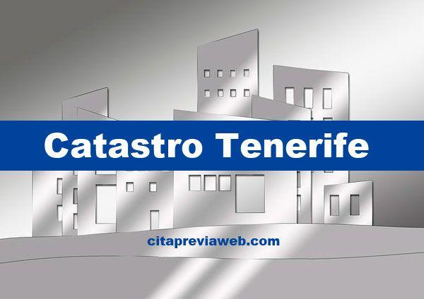 catastro Tenerife