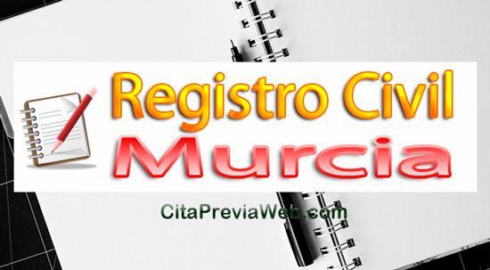 Información del Registro Civil de Murcia para pedir cita. Aquí tienes la dirección, horario y mapa para llegar al Registro Civil de Murcia