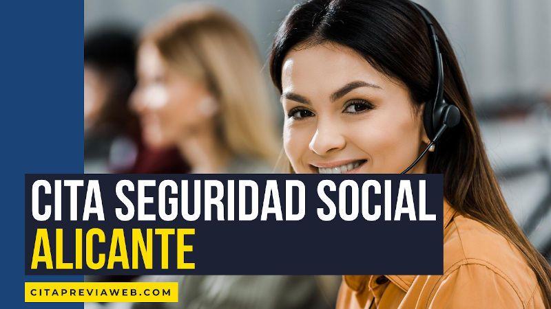 cita seguridad social Alicante