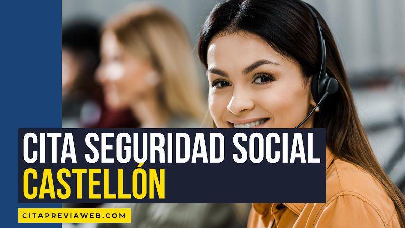 cita seguridad social Castellón