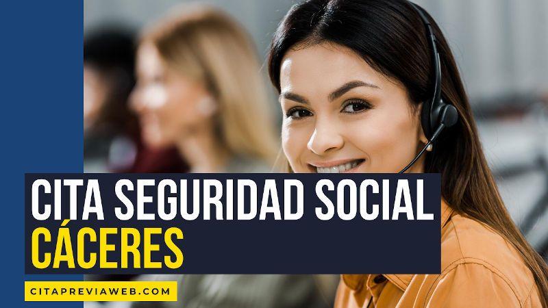 cita seguridad social Cáceres
